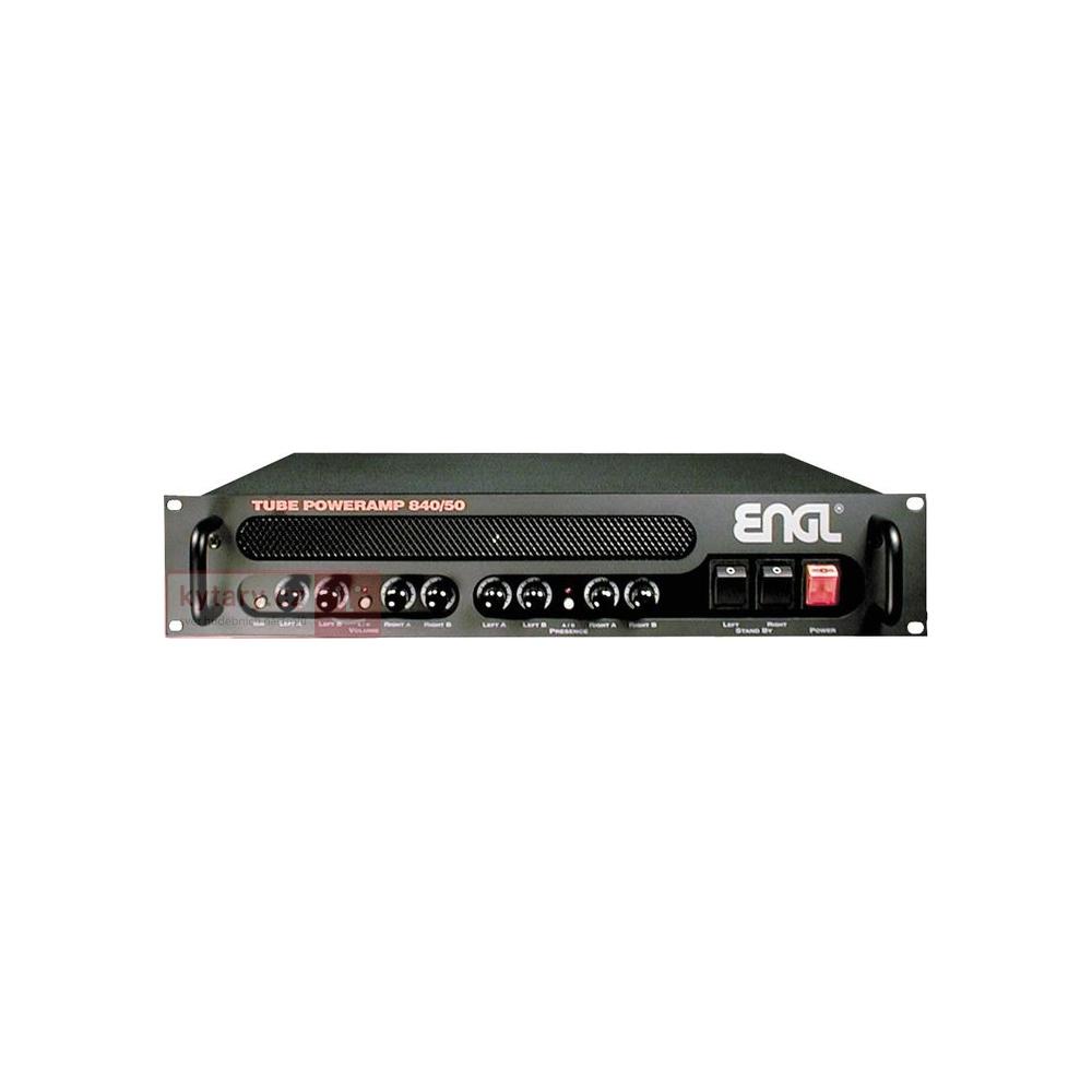 ENGL Tube Poweramp E840/50