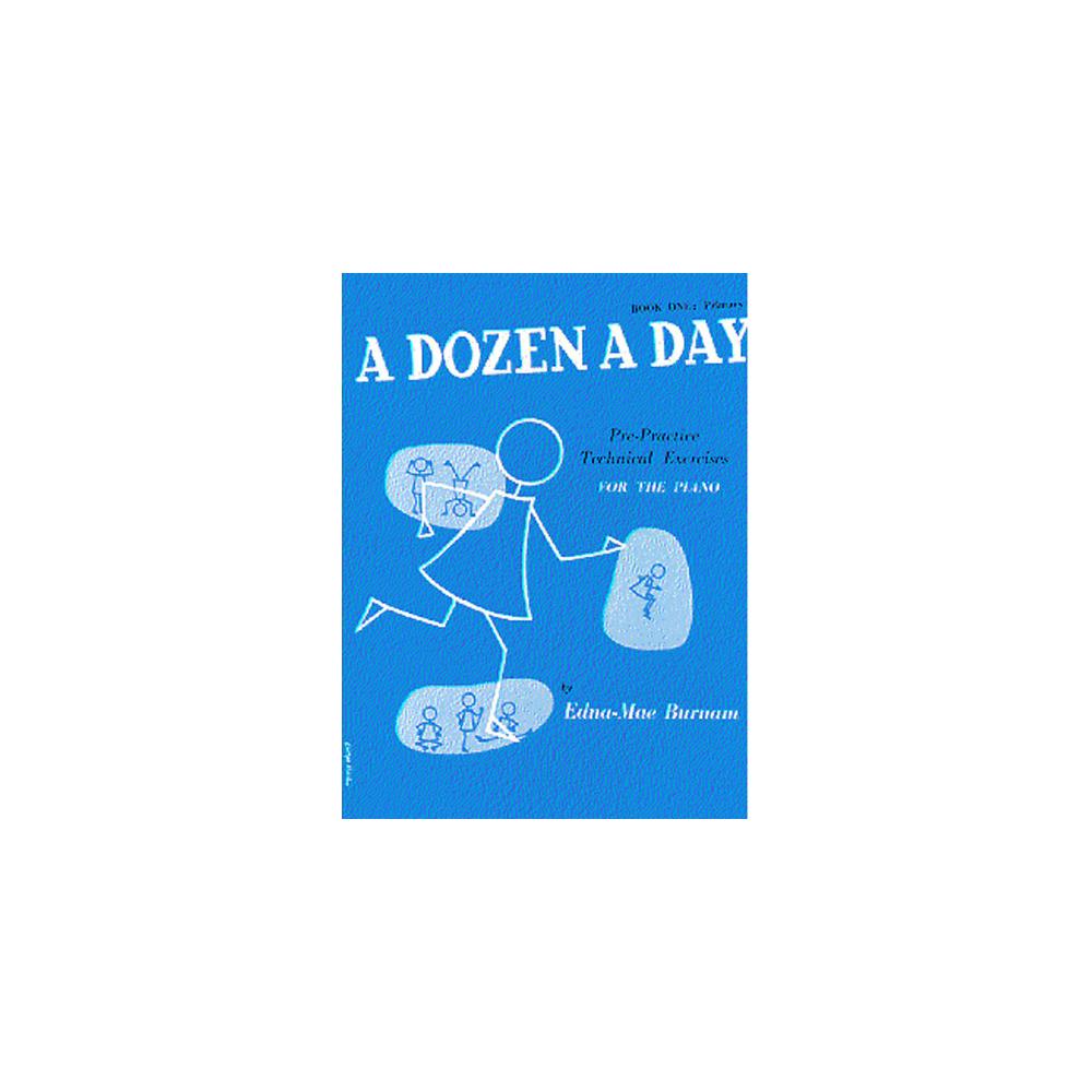 MS A Dozen A Day Book One: Primary