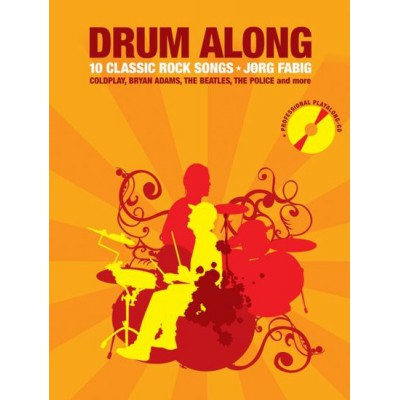 MS Drum Along - 10 Classic Rock Songs