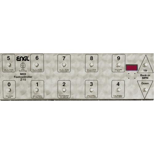 ENGL Z-15 Midi Footcontroler
