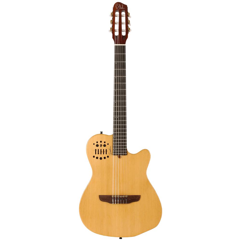 GODIN ACS-SA Nylon Natural SG,Elektroakustické kytary,Elektroakustická MIDI kytara GODIN ACS-SA Nylon Natural SG,1