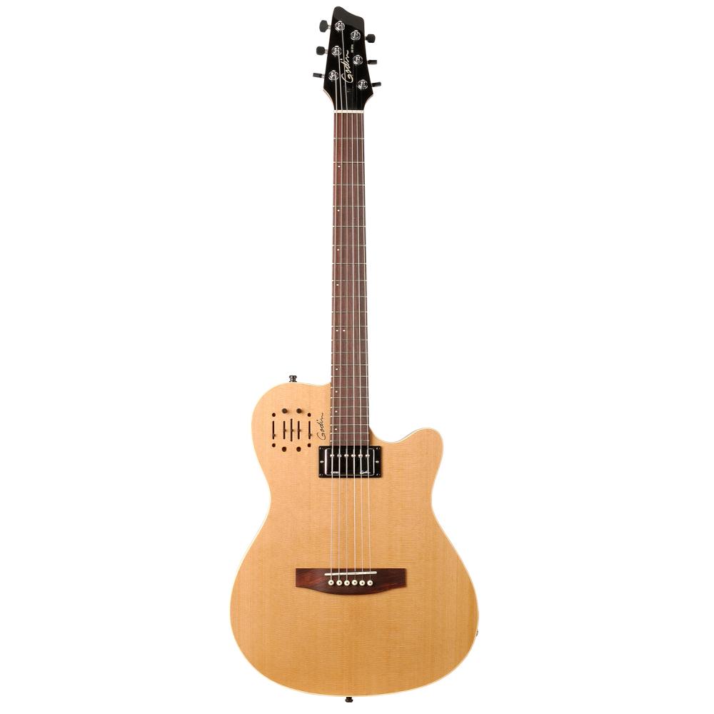 GODIN A6 Ultra Natural SG,Akustické kytary,Hybridní elektroakustická kytara GODIN A6 Ultra Natural SG,1