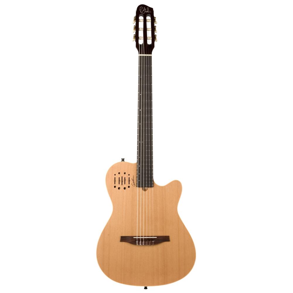 GODIN Multiac Nylon Encore Natural SG,Elektroakustické kytary,Elektroakustická kytara GODIN Multiac Nylon Encore Natural SG,1