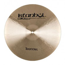 ISTANBUL MEHMET 20&quot Traditional Paper thin crash