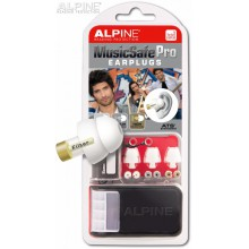 ALPINE Music Safe Pro White