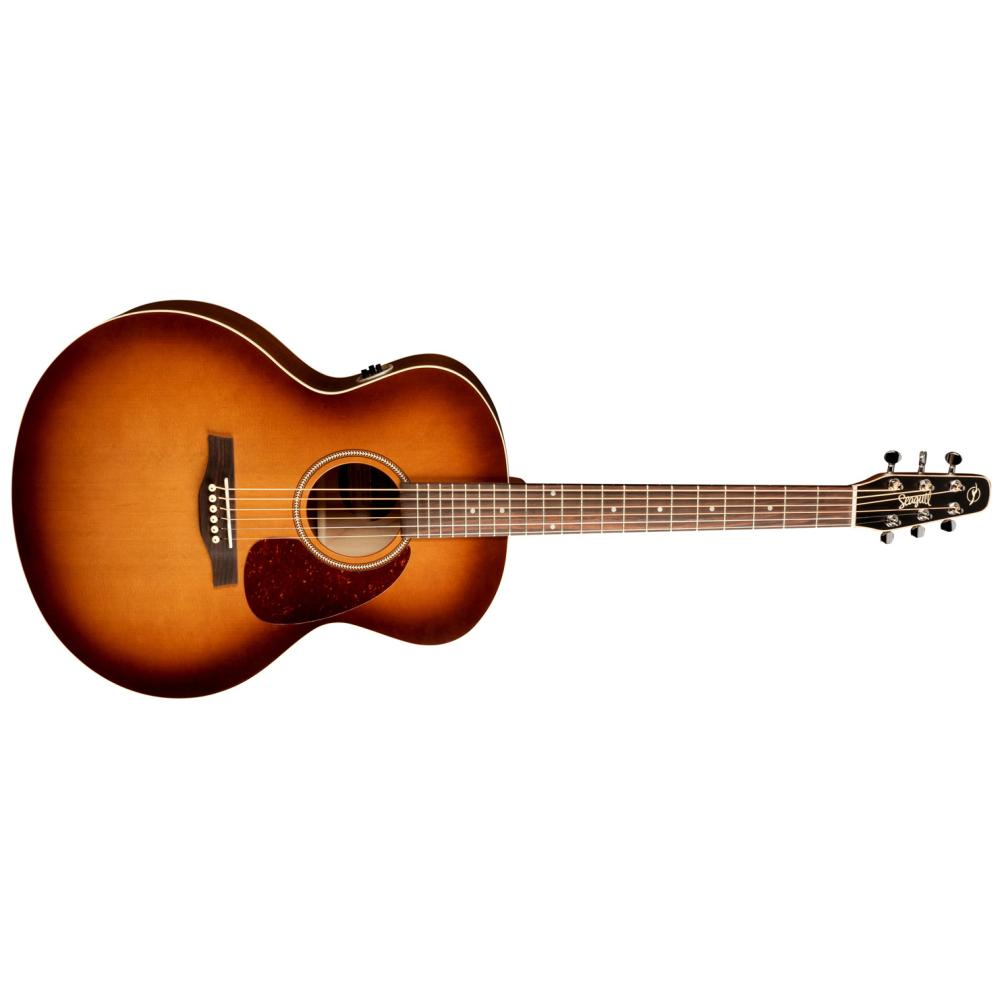 SEAGULL Entourage Rustic Mini Jumbo QI,Akustické kytary,Akustická kytara SEAGULL Entourage Rustic Mini Jumbo QI,1