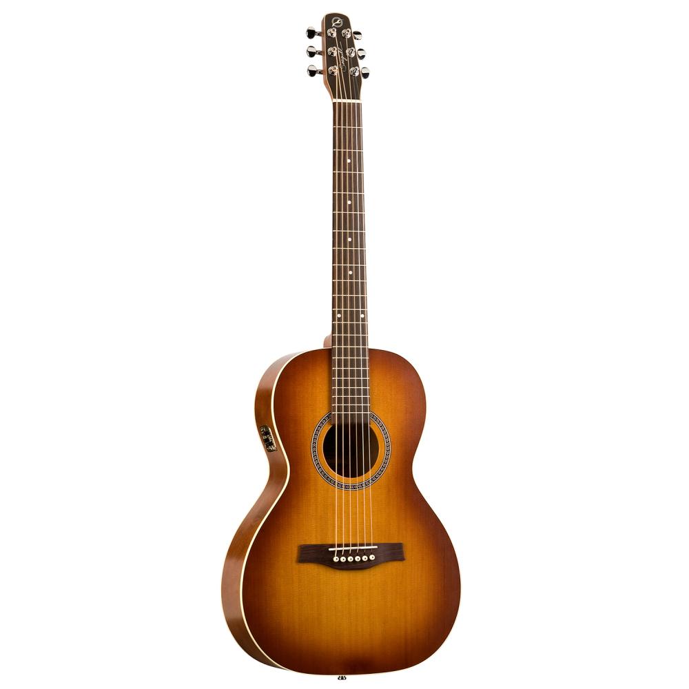 SEAGULL Entourage Rustic Grand QI,Akustické kytary,Elektroakustická kytara SEAGULL Entourage Rustic Grand QI,1