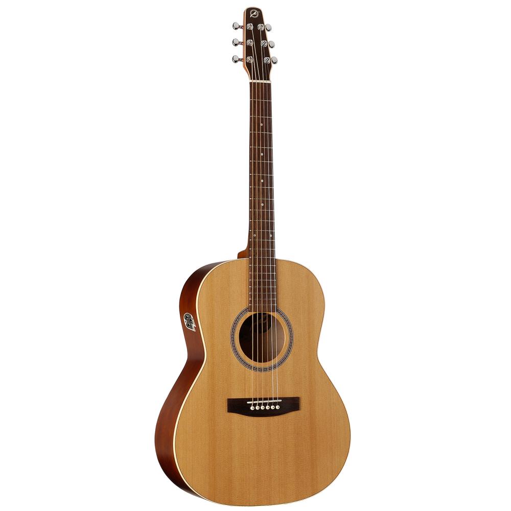 SEAGULL Coastline S6 Folk Cedar QI,Akustické kytary,Elektroakustická kytara SEAGULL Coastline S6 Folk Cedar QI,1
