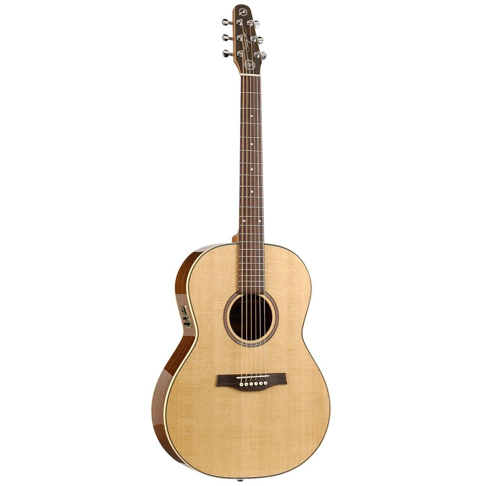 SEAGULL Maritime SWS Folk HG QI,Akustické kytary,Elektroakustická kytara SEAGULL Maritime SWS Folk HG QI,1