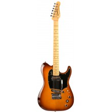 GODIN Session Custom TriplePlay Lightburst HG MN