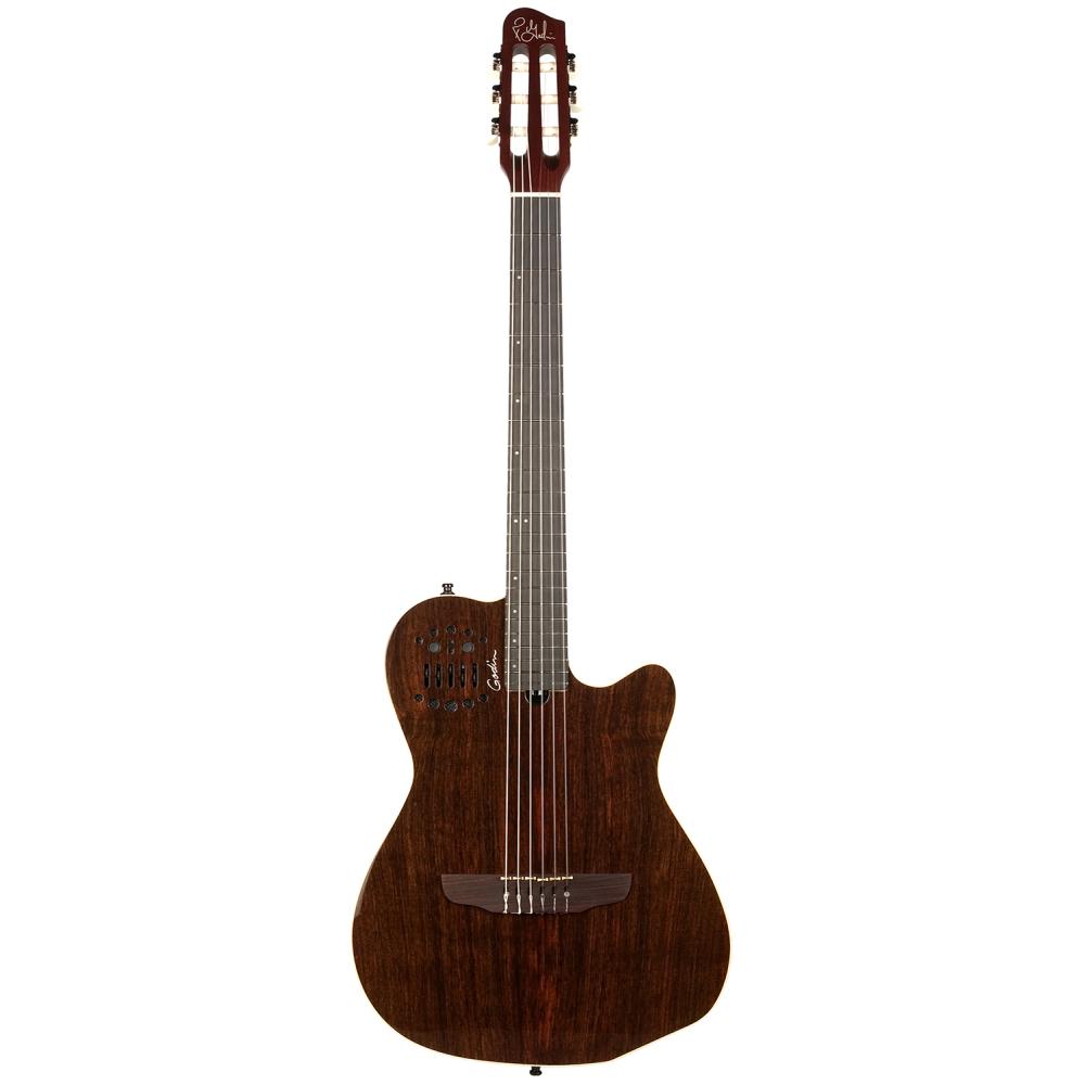GODIN ACS-SA Nylon Rosewood HG,Elektroakustické kytary,Elektroakustická MIDI kytara GODIN ACS-SA Nylon Rosewood HG,1