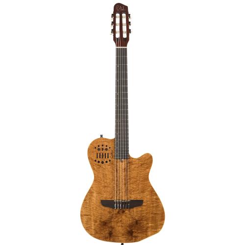 GODIN ACS-SA Nylon KOA HG,Elektroakustické kytary,Elektroakustická MIDI kytara GODIN ACS-SA Nylon KOA HG,1