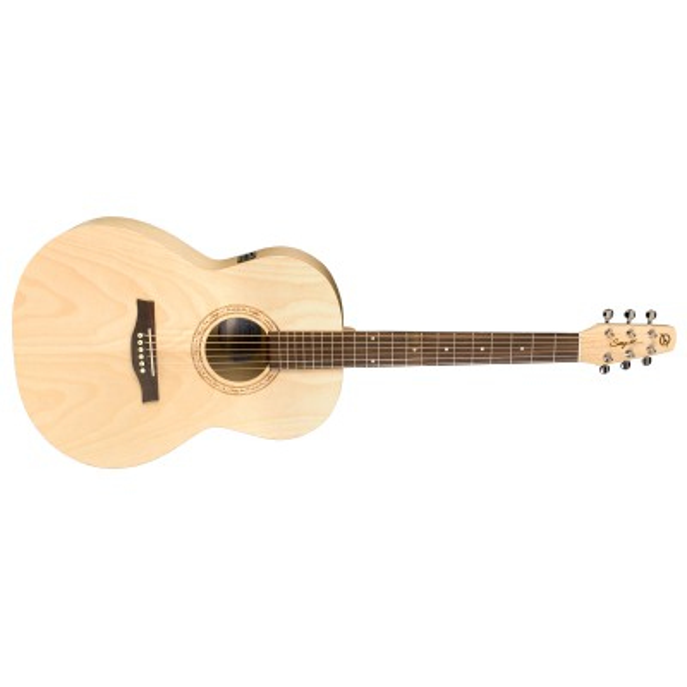 SEAGULL Excursion Natural Solid Spruce Folk SG Isys t,Akustické kytary,Elektroakustická kytara SEAGULL Excursion Natural Solid S