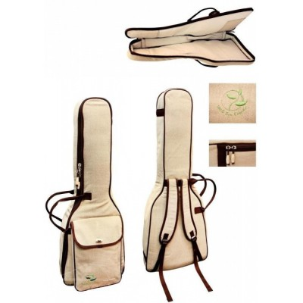 GEWA Gig Bag Pro Natura - Kufry, obaly - Obal pro klasickou kytaru GEWA Gig Bag Pro Natura - 1