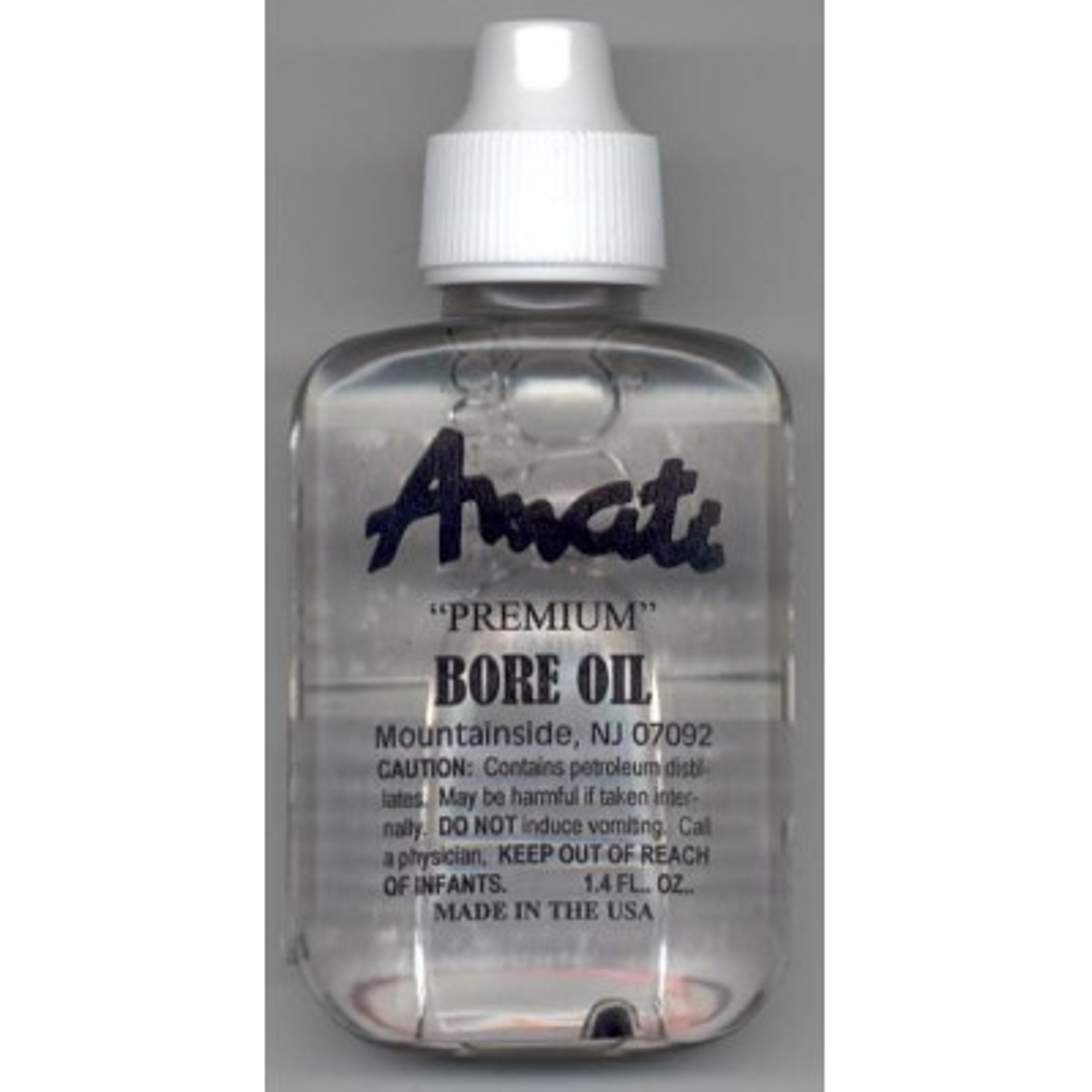 Amati Bore Oil - Příslušenství pro dechové nástroje - Olej na konzervaci dřevěných dechových nástrojů. Amati Bore Oil - 1