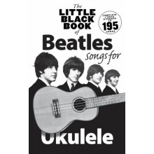 MS The Little Black Book Of Beatles Songs For Ukulele