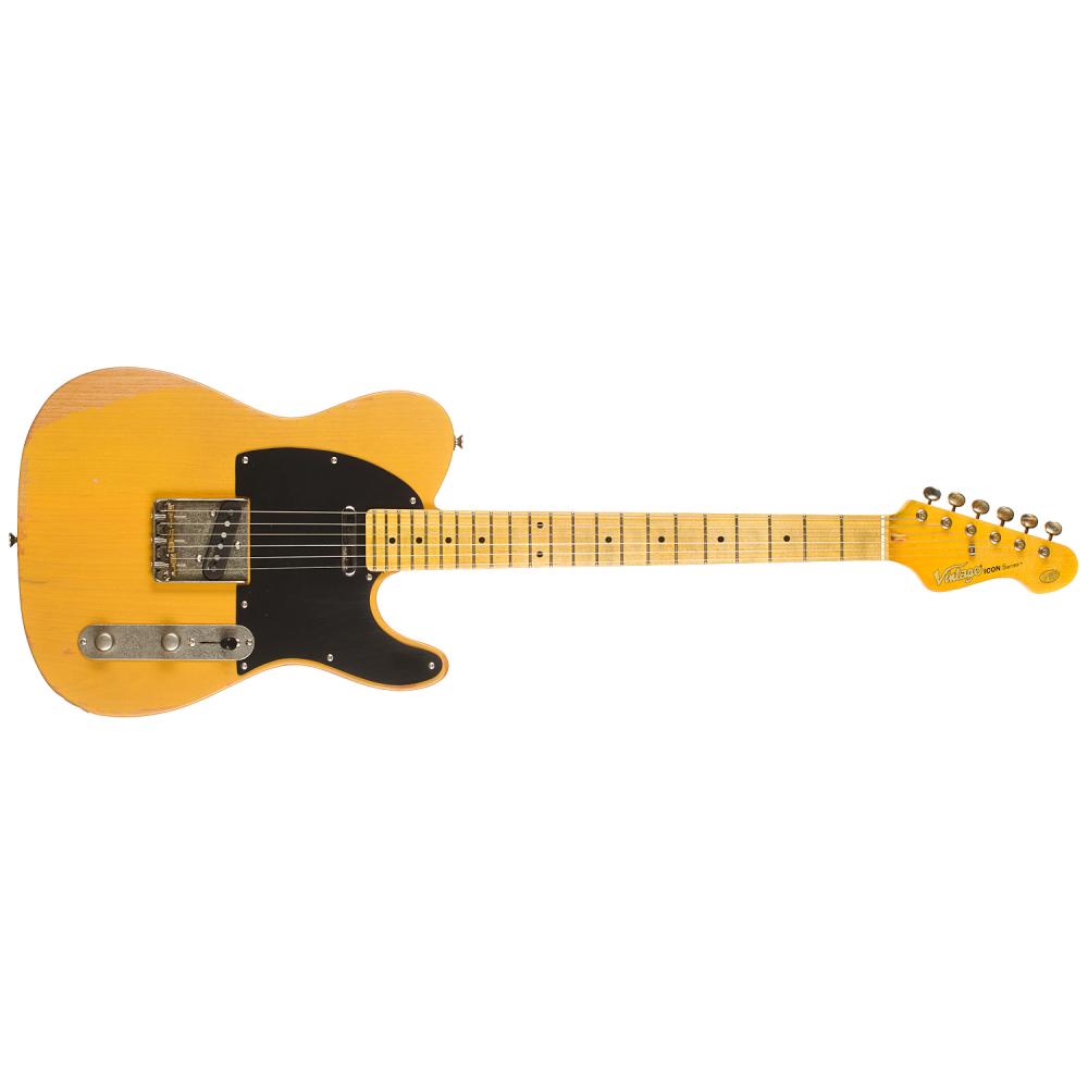 VINTAGE V52MR BS,Elektrické kytary,Elektrická kytara VINTAGE V52MR BS,1