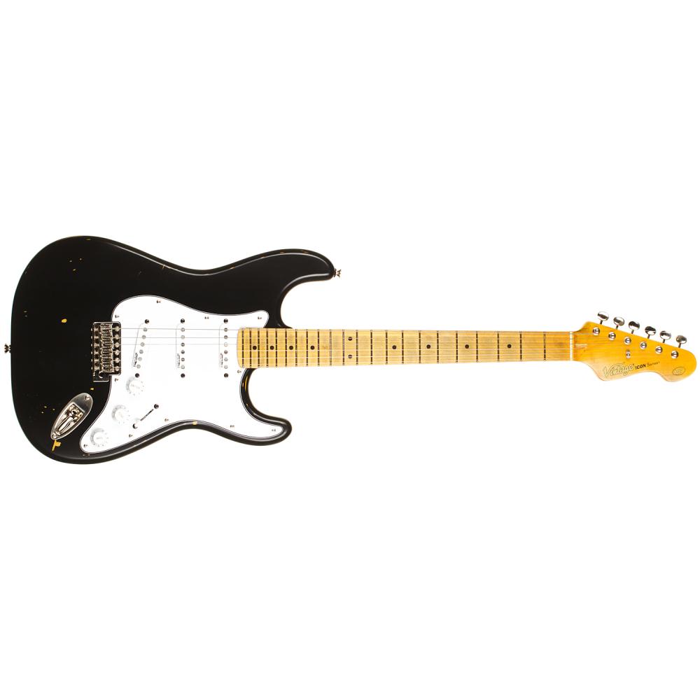 VINTAGE V6MR BK,Elektrické kytary,Elektrická kytara VINTAGE V6MR BK,1