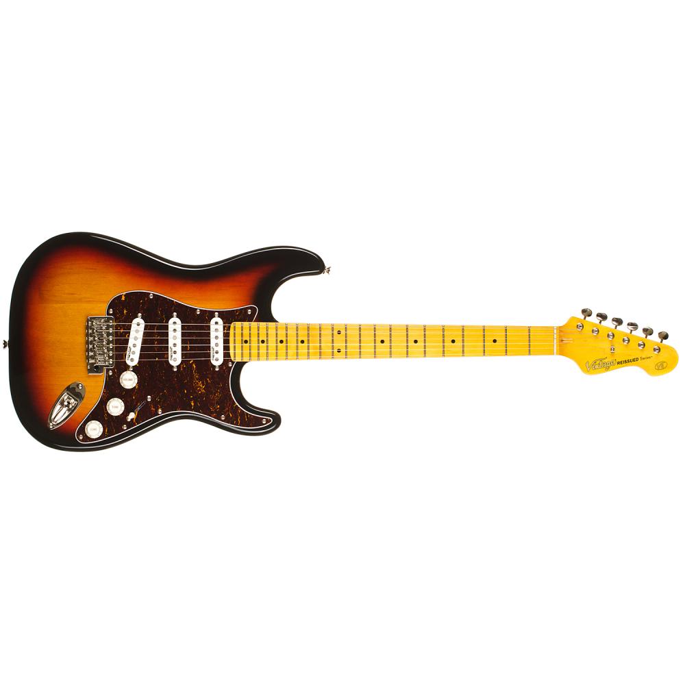 VINTAGE V6M SSB,Elektrické kytary,Elektrická kytara VINTAGE V6M SSB,1