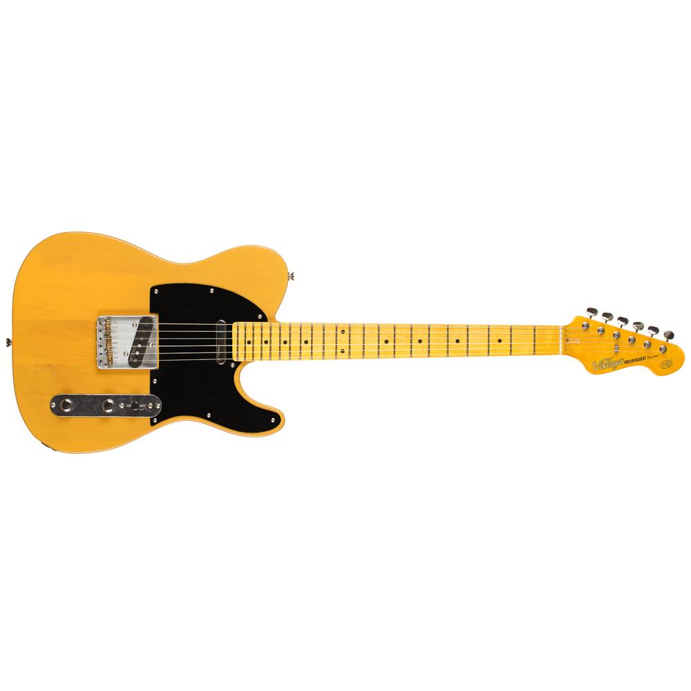 VINTAGE V52BS,Elektrické kytary,Elektrická kytara VINTAGE V52BS,1
