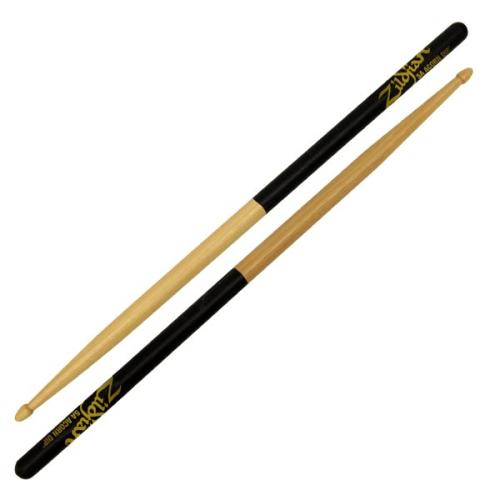 ZILDJIAN 5A Acorn Tip Wood Black Dip D/S