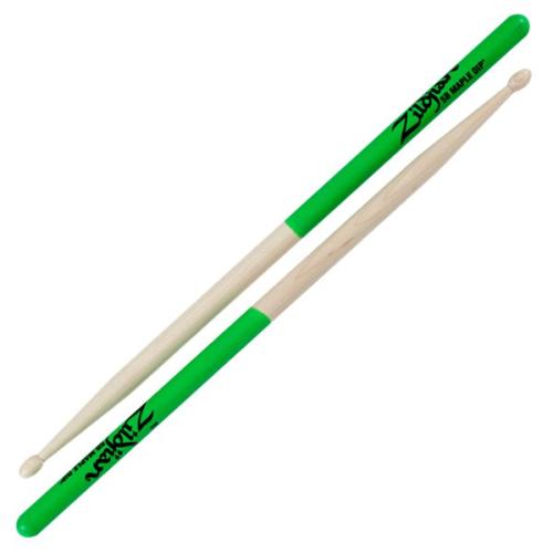 ZILDJIAN 5B Maple Green Dip