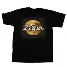 ZILDJIAN Hand-Drawn Cymbal Tee Large