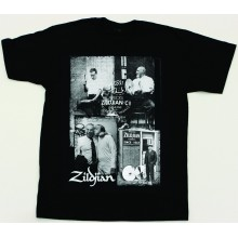 ZILDJIAN Photo Real Tee Large