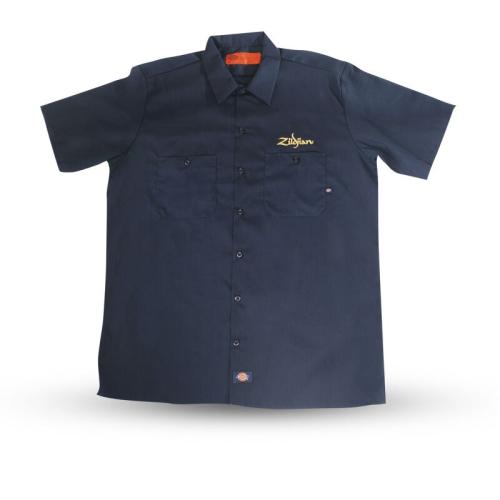 ZILDJIAN Dickies Work Shirt - XL