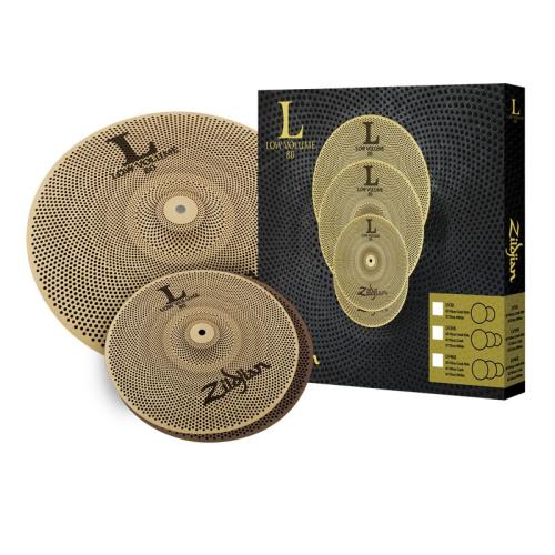 ZILDJIAN L80 38 Low Volume Box Set 1
