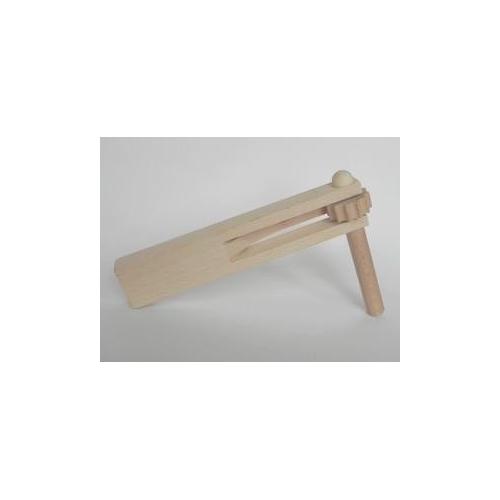Řehtačka dřevěná, velká