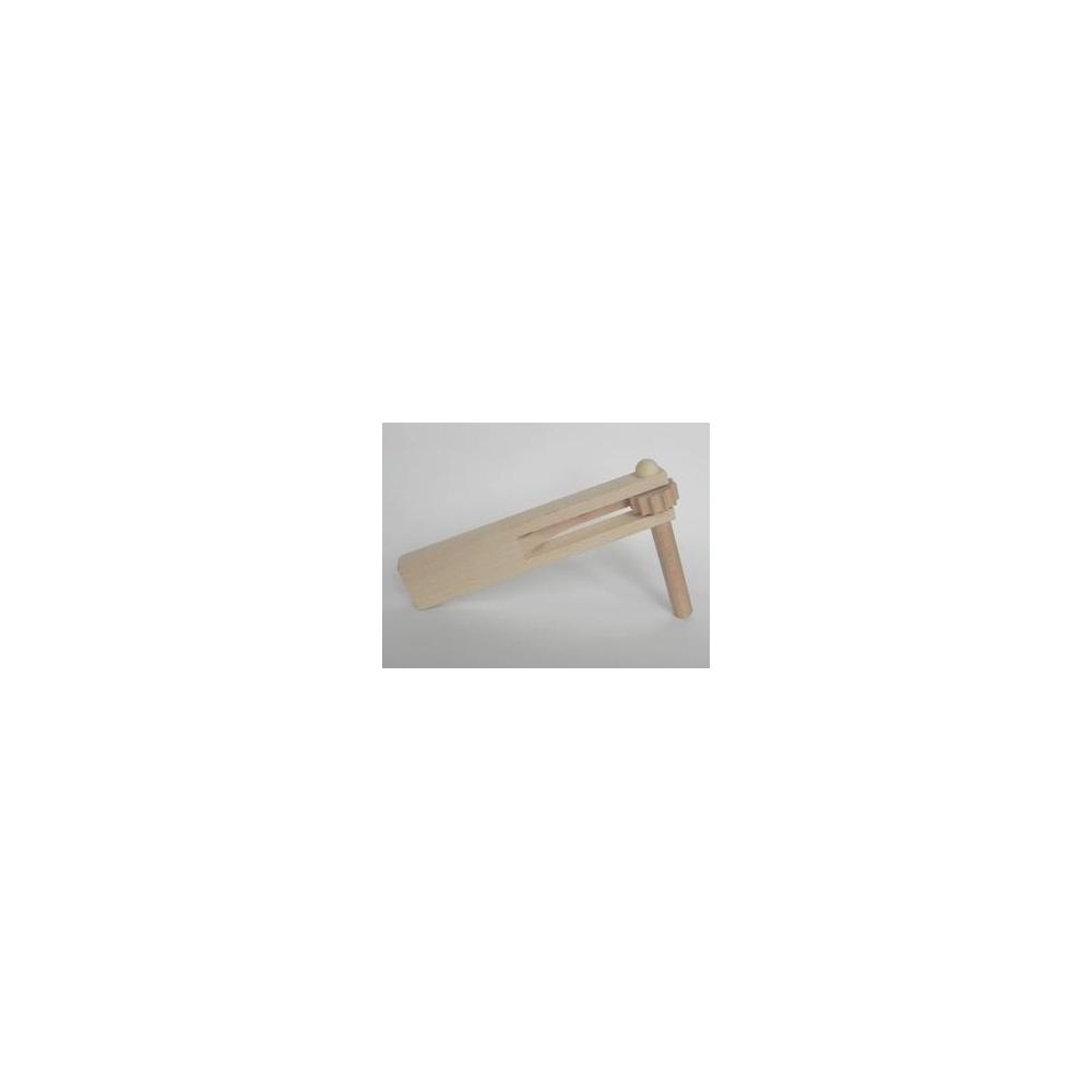 Řehtačka dřevěná, velká - Orffovy nástroje, brumle -  - 1