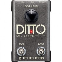 TCE Ditto Mic Looper