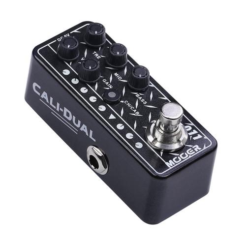 MOOER Micro PreAMP 011 Cali-Dual