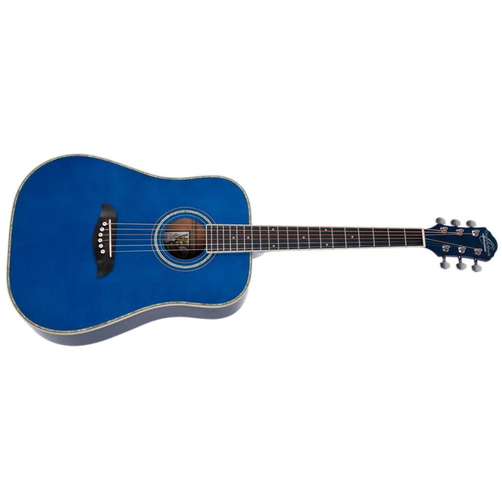 OSCAR SCHMIDT OG1TBL-A-U,Akustické kytary,Dětská akustická kytara OSCAR SCHMIDT OG1TBL-A-U,1