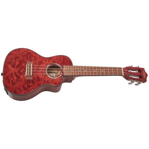 LANIKAI QM-RDCEC,Ukulele,Koncertní ukulele LANIKAI QM-RDCEC,1