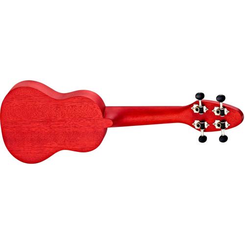 ORTEGA K1-RD,Ukulele,Akustické ukulele ORTEGA K1-RD,1