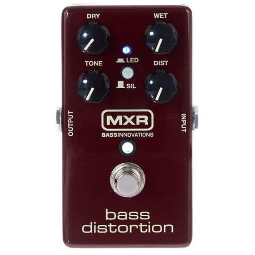 DUNLOP MXR M85 Bass Distortion