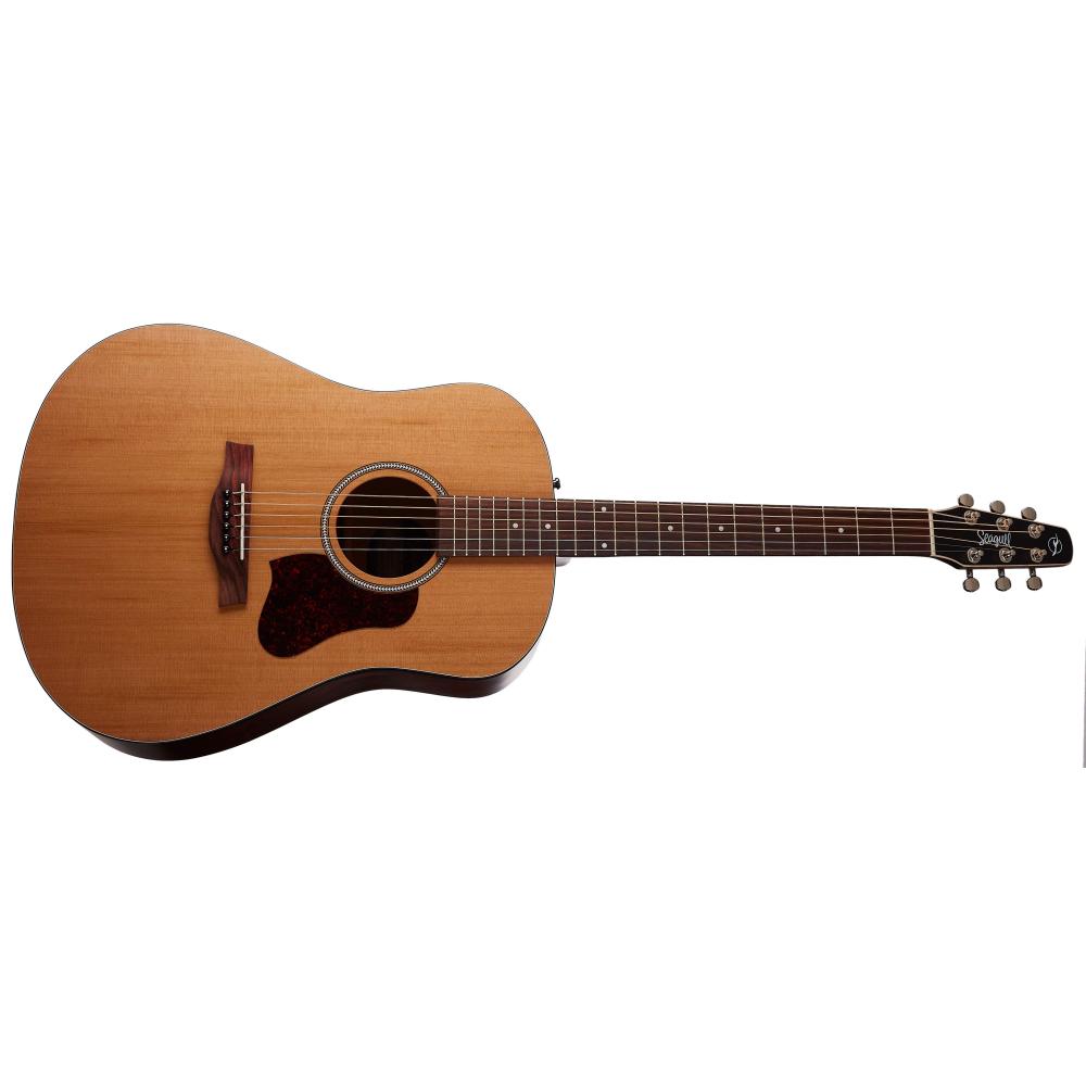 SEAGULL S6 Original 2018,Dreadnought,Akustická kytara SEAGULL S6 Original 2018,1