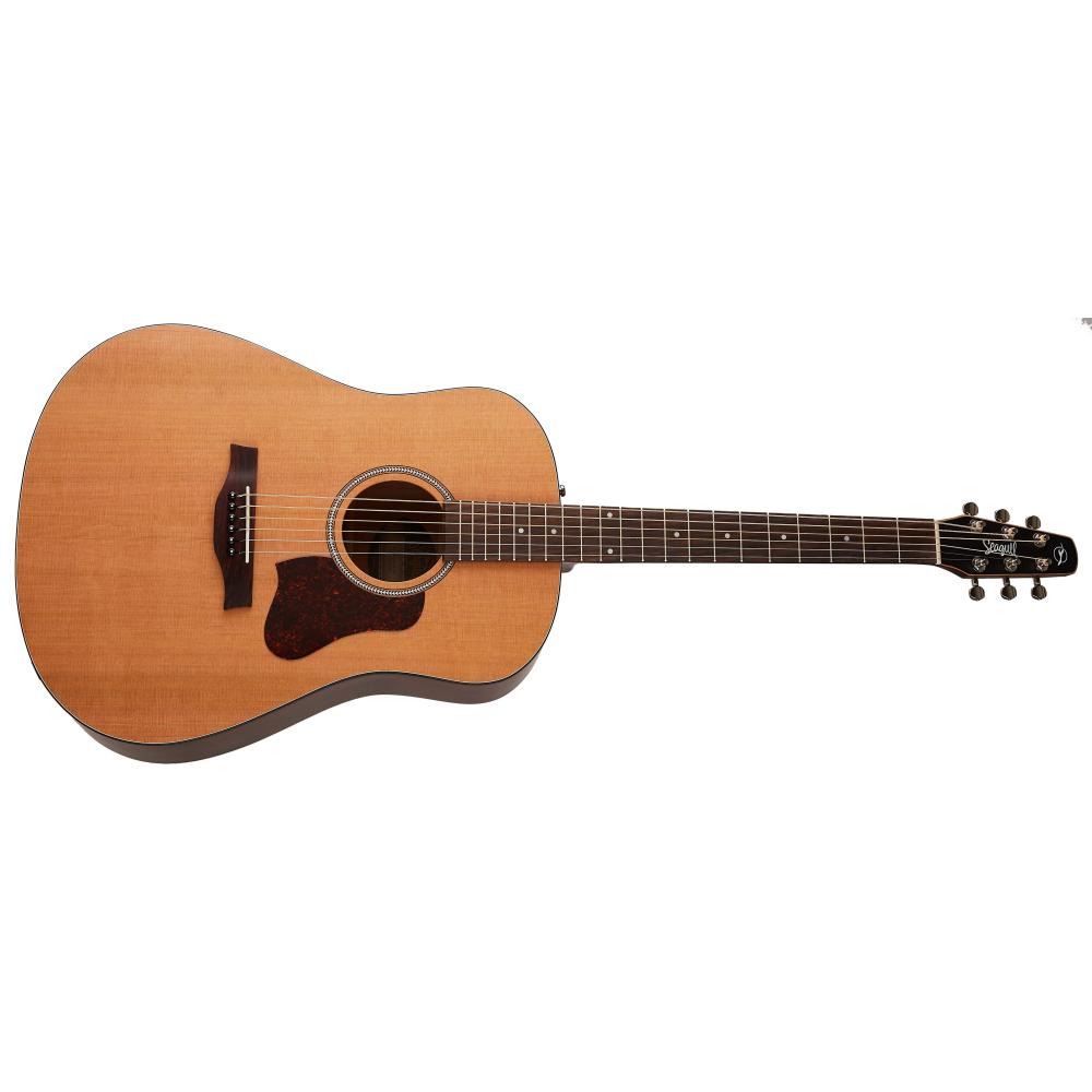 SEAGULL S6 Original QIT,Dreadnought,Elektroakustická kytara SEAGULL S6 Original QIT,1