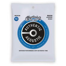 MARTIN Authentic SP 92/8 Phosphor Bronze Medium