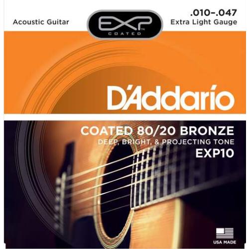 D'ADDARIO EXP10