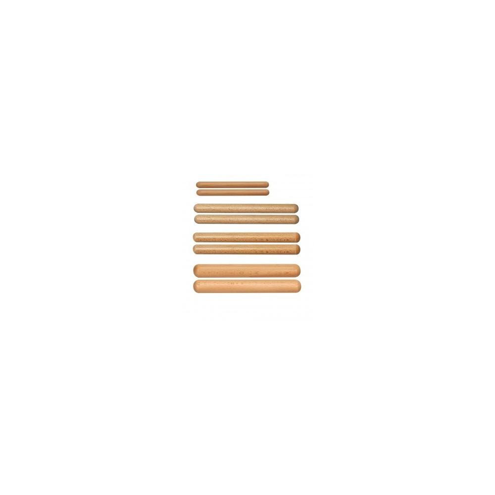 Tyčka dřevěná velká - Orffovy nástroje, brumle -  - 1