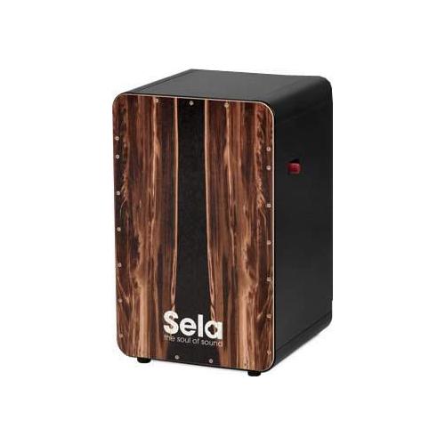 SELA CaSela Pro Dark Nut/Black