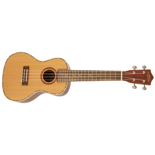 LANIKAI Cedar Solid Top Concert,Ukulele,Akustické ukulele LANIKAI Cedar Solid Top Concert,1