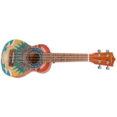BAMBOO Sunset 21,Ukulele,Akustické ukulele BAMBOO Sunset 21,1