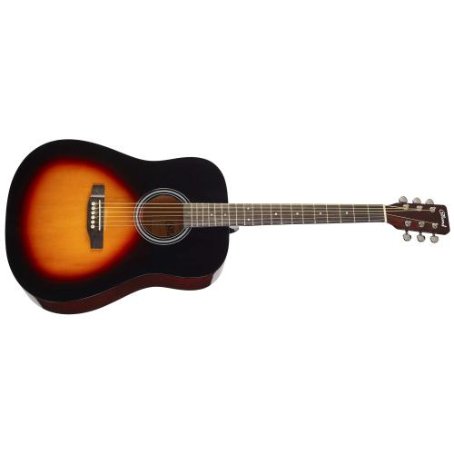 BLOND Sunny,Dreadnought,akustická kytara BLOND Sunny,1