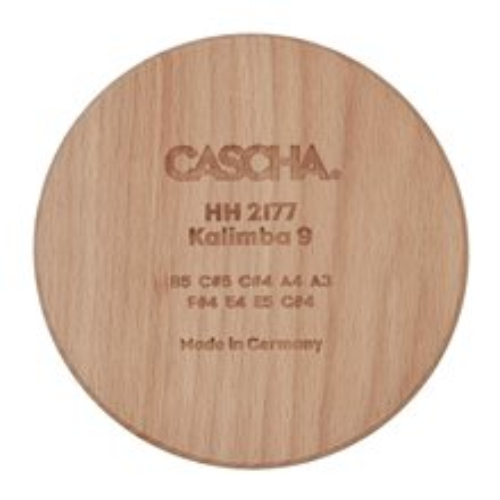 CASCHA Kalimba 9 Pentatonic