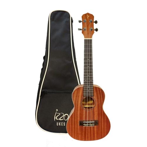 IZZO IZ300CS EQ,Ukulele,Elektroakustické ukulele IZZO IZ300CS EQ,1
