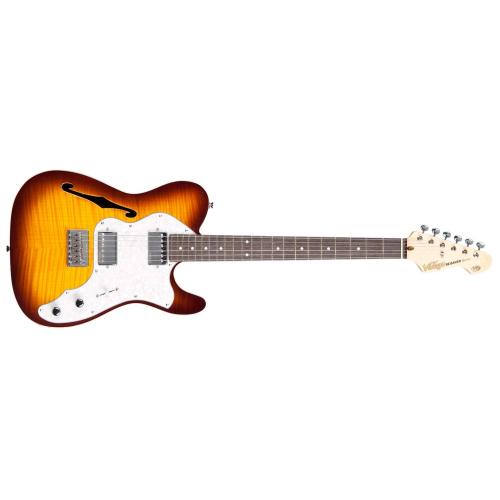 VINTAGE V72HFTB,Elektrické kytary,Elektrická kytara VINTAGE V72HFTB,1